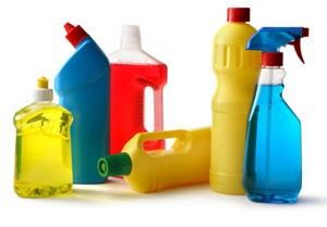 Безопасность моющих средств и бытовой химии