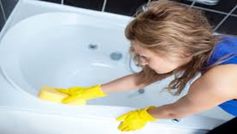 Как очистить ванную