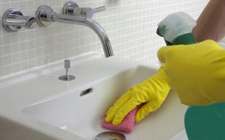 Санитарно-гигиенические средства для уборки помещений